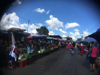 Street Market, Santa Tecla, El Salvador