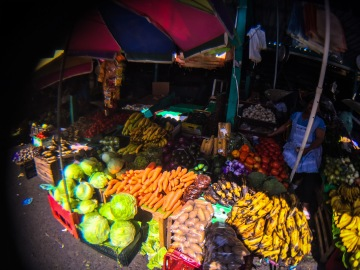 Food Market, Coatepeque, El Salvador